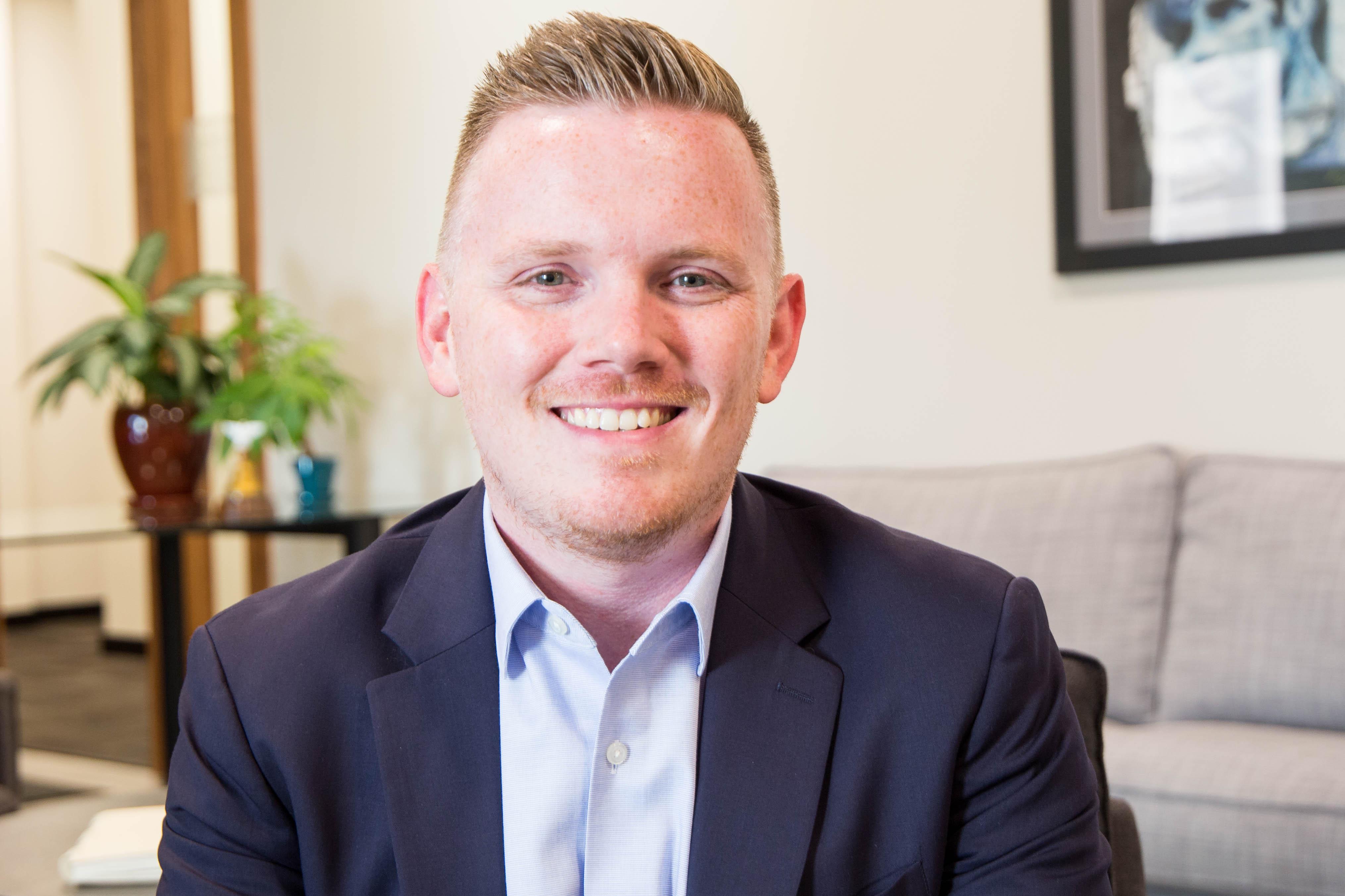 Meet Joe Foster, our new Development Director!