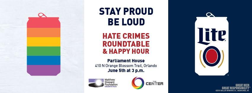 Matthew Shepard Foundation heads to Orlando