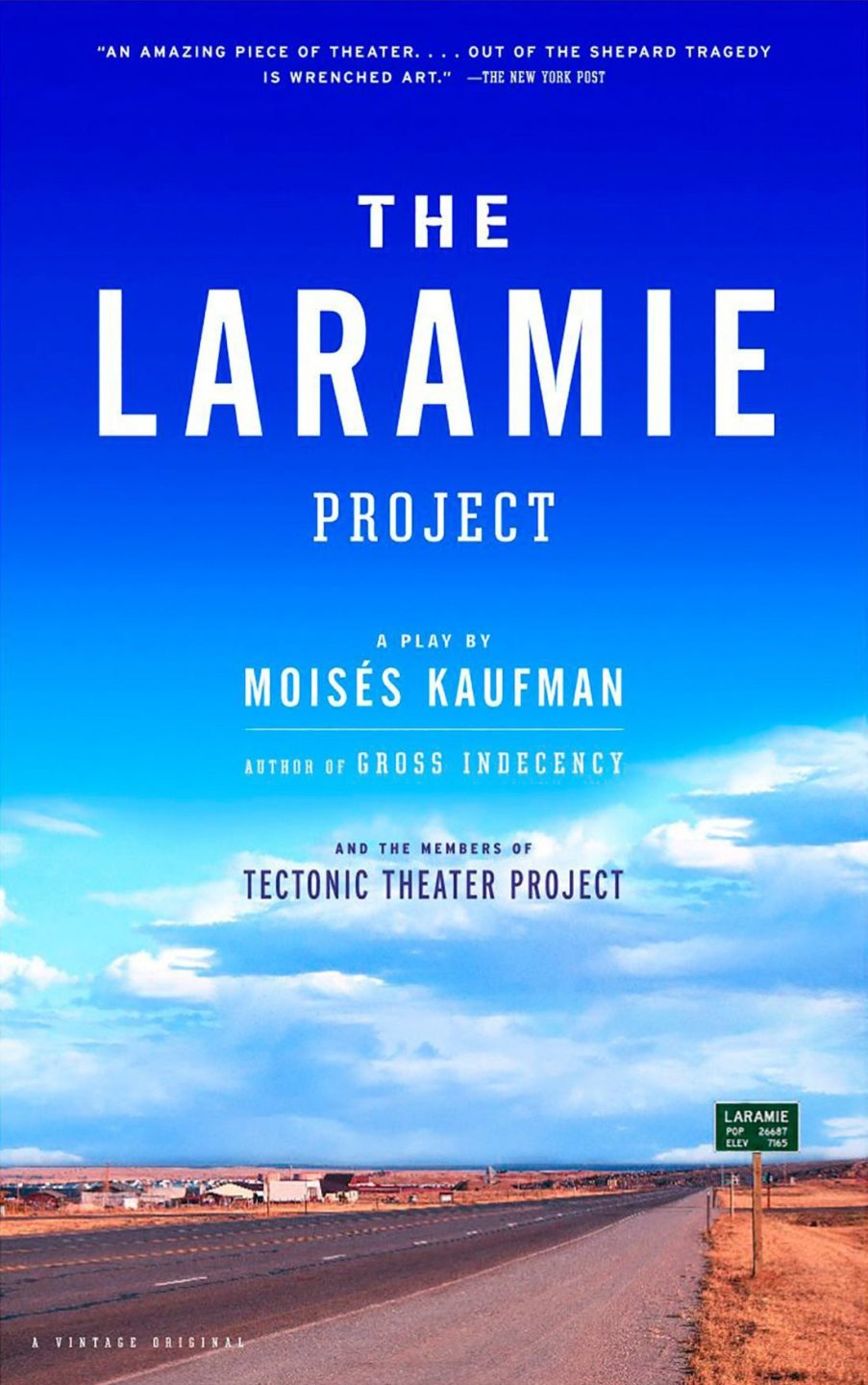 "Celebrating 20 Years of ""The Laramie Project"" – Post 2"